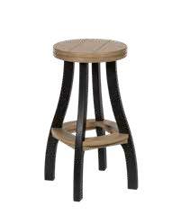 bar height bar stool, Sonrise Poly, Denver PA